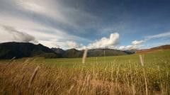 Landschaft-Anden-2014-bei-Cusco-02.mp4 Stock Footage