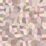 Light colored rectangle mosaic background Stock Illustration