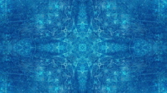 VJ Fractal kaleidoscopic background. Background motion with fractal design. - stock footage