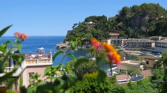 Taormina 4K Stock Footage