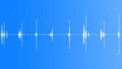 Guitar Case Buckles Sound Effect