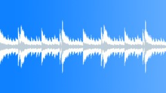 Stock Music of Calm, Bright Piano Cloud Loop