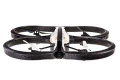 Stock Photo of Quad-rotor Surveillance drone