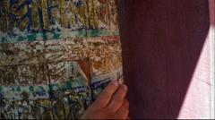 Nepal, Monastery, Tengboche,himalayas Stock Footage