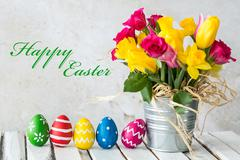 Stock Photo of Easter is my favourite holiday