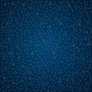 Vector background. Starry night Sky. Eps 10. - stock illustration