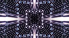 Chaotic Geometries Loops Stock Footage