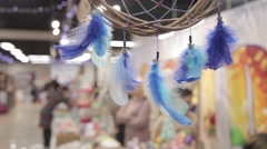 Toys, Dream Catcher - stock footage