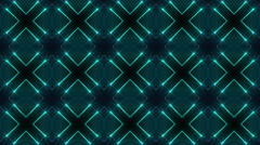 Star tile  Stock Footage