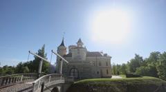 Fortress BIP Pavlovsk Stock Footage