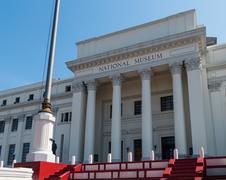 Philippine National Museum Stock Photos