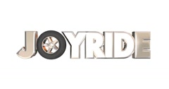 Joyride Driving Wheel Car Vehicle Travel Trip 4K Stock Footage