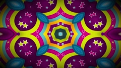 Stock Video Footage of VJ Abstract Background 6
