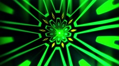 VJ Abstract Tunnel 12 Stock Footage