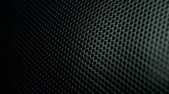 Metallic grid motion background. Stock Footage