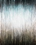 Brushed aluminium metal plate Stock Illustration