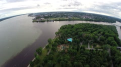 Trois Rivieres 3 Quebec, Canada - stock footage