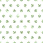Seamless Colorful Abstract Pattern from Repetitive Squares Stock Illustration