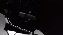 James Webb Space Telescope, JWST Stock Footage