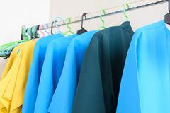 fashion clothing - stock photo