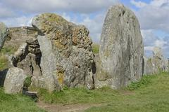 West Kennet Long Barrow, Avebury, Wiltshire, UK Stock Photos