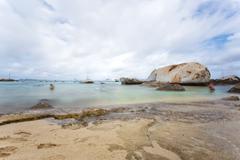 The Baths beach at Virgin Gorda, British Virgin Islands Kuvituskuvat