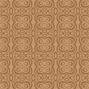 Seamless wallpaper. repetitive print Stock Illustration