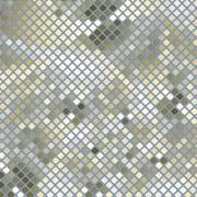 Sand Mosaic Background - stock illustration