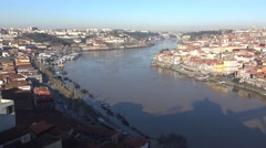 Douro River Stock Footage