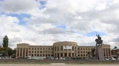 Armenia Gymri - stock footage