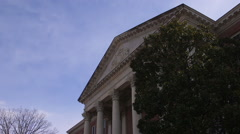 Maryland State House 2 Stock Footage