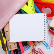 Educational accessories Stock Photos