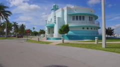 Bill Bird Marina Miami Haulover Stock Footage