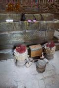 Small altar shrine - stock photo