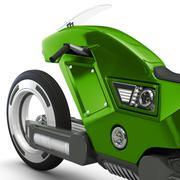Concept bike sport Stock Illustration