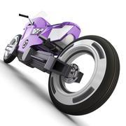 concept bike sport - stock illustration