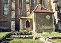 Church in Keszthely, Hungary, cultural heritage - stock photo