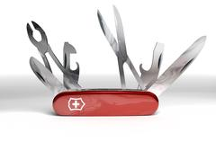 Swiss Army Knife Photo Stock Illustration