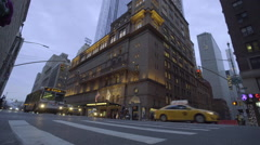 Carnegie Hall - stock footage