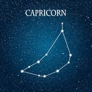 Vector astrological sign of the Zodiac. EPS 10. - stock illustration