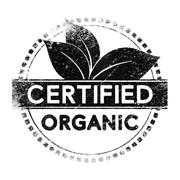 Organic Certified - stock illustration