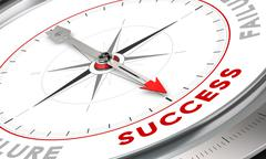 Stock Illustration of Success Concept
