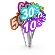 Special Offers - stock illustration