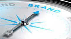 Brand Stock Illustration