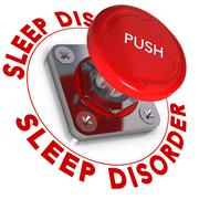 Sleep Disorder Stock Illustration