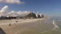 Daytona Beach 19 Stock Footage