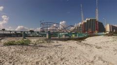 Daytona Beach 13 Stock Footage
