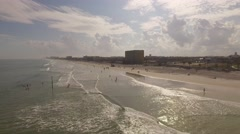 Daytona Beach 31 Stock Footage
