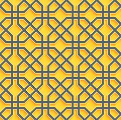 Stock Illustration of Seamless oriental pattern. Vector background