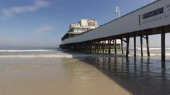 Daytona Beach 09 Stock Footage